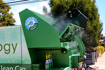 Garbage Can Cleaning Service - Canology