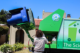Trash Bin & Dumpster Cleaning Service - Canology